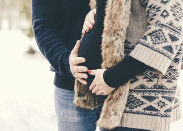 Cuidados com a gravidez no inverno.